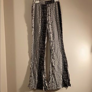 Designed Women's Flare Pants
